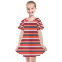 Stripey 13 Kids  Smock Dress