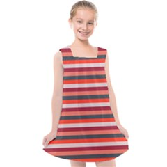 Stripey 13 Kids  Cross Back Dress