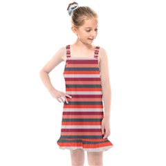 Stripey 13 Kids  Overall Dress