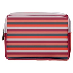Stripey 13 Make Up Pouch (Medium)