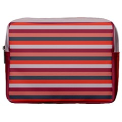Stripey 13 Make Up Pouch (Large)