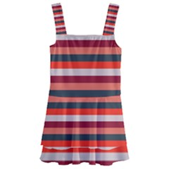 Stripey 13 Kids  Layered Skirt Swimsuit