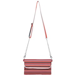 Stripey 13 Mini Crossbody Handbag
