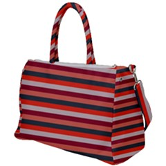 Stripey 13 Duffel Travel Bag