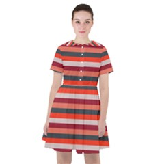 Stripey 13 Sailor Dress