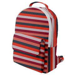 Stripey 13 Flap Pocket Backpack (Small)