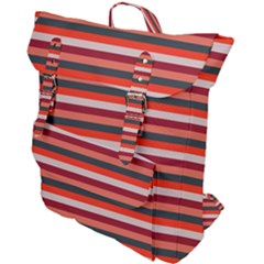 Stripey 13 Buckle Up Backpack