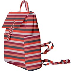 Stripey 13 Buckle Everyday Backpack