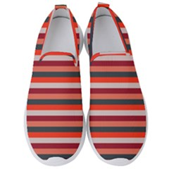 Stripey 13 Men s Slip On Sneakers