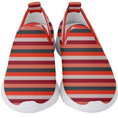 Stripey 13 Kids  Slip On Sneakers