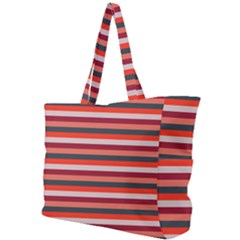 Stripey 13 Simple Shoulder Bag