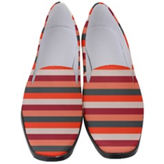 Stripey 13 Women s Classic Loafer Heels