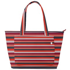 Stripey 13 Back Pocket Shoulder Bag