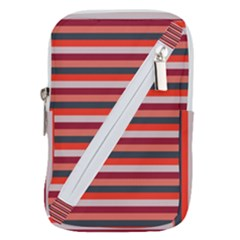 Stripey 13 Belt Pouch Bag (Large)