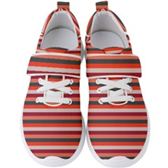 Stripey 13 Men s Velcro Strap Shoes