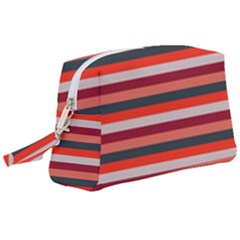 Stripey 13 Wristlet Pouch Bag (Large)