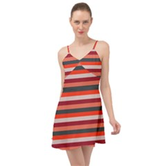Stripey 13 Summer Time Chiffon Dress