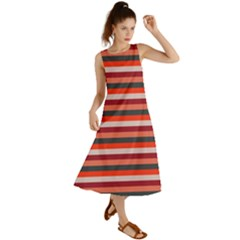 Stripey 13 Summer Maxi Dress