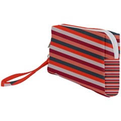 Stripey 13 Wristlet Pouch Bag (Small)