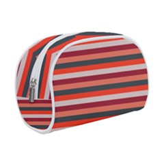 Stripey 13 Makeup Case (Small)