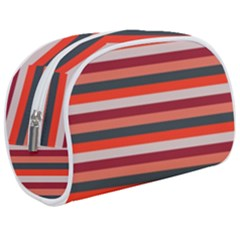 Stripey 13 Makeup Case (Medium)