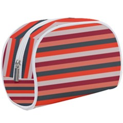 Stripey 13 Makeup Case (Large)