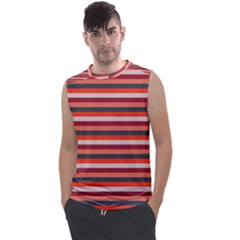 Stripey 13 Men s Regular Tank Top
