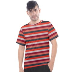 Stripey 13 Men s Sport Top