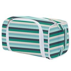 Stripey 14 Toiletries Pouch by anthromahe