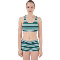 Stripey 14 Work It Out Gym Set by anthromahe