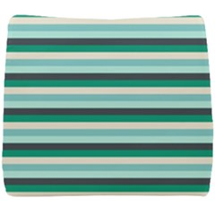 Stripey 14 Seat Cushion by anthromahe