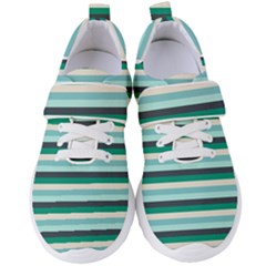 Stripey 14 Women s Velcro Strap Shoes