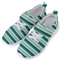 Stripey 14 Women s Velcro Strap Shoes View2
