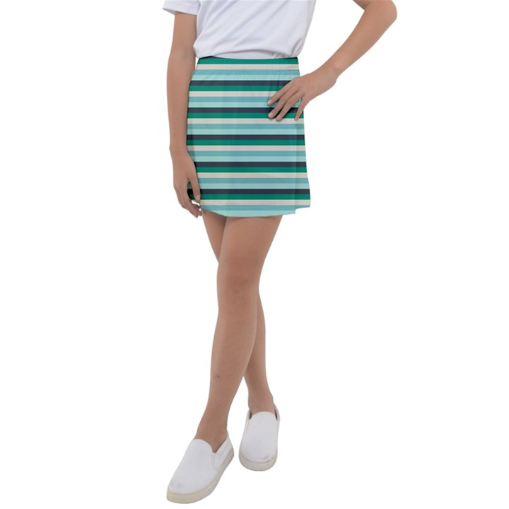 Stripey 14 Kids  Tennis Skirt
