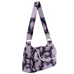Navy Floral Hearts Multipack Bag by mccallacoulture