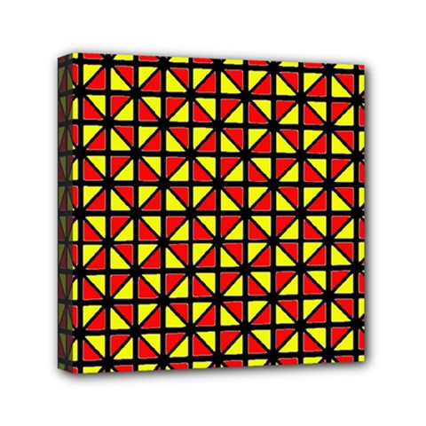 Rby-b-8 Mini Canvas 6  X 6  (stretched)