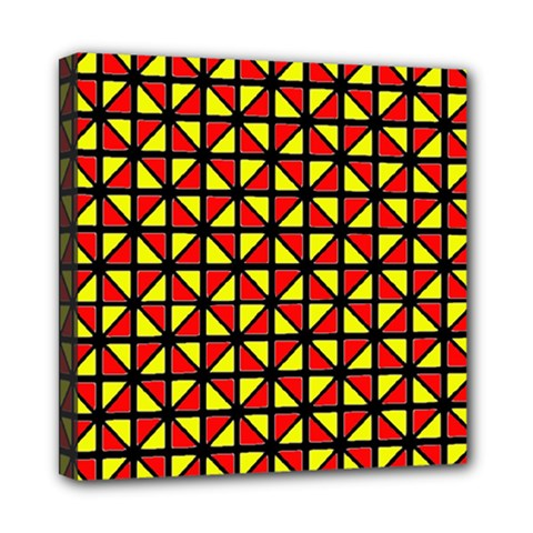 RBY-B-8 Mini Canvas 8  x 8  (Stretched)