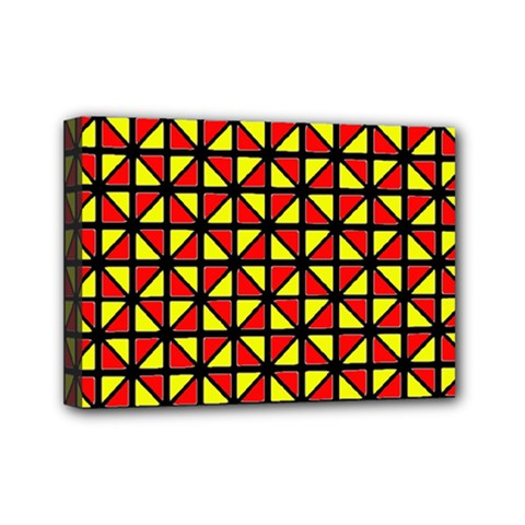 RBY-B-8 Mini Canvas 7  x 5  (Stretched)