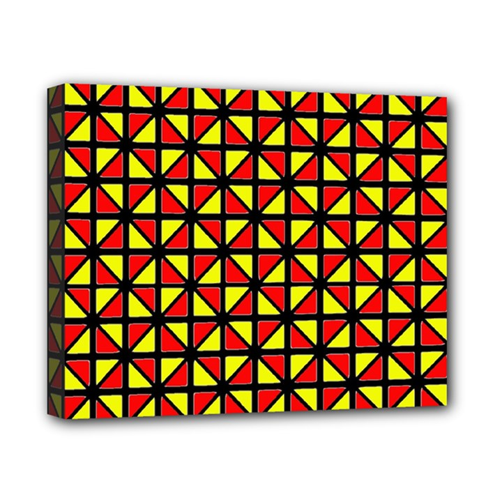 RBY-B-8 Canvas 10  x 8  (Stretched)