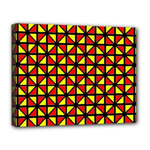 RBY-B-8 Canvas 14  x 11  (Stretched)