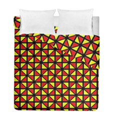 RBY-B-8 Duvet Cover Double Side (Full/ Double Size)