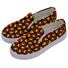 RBY-B-8 Kids  Canvas Slip Ons