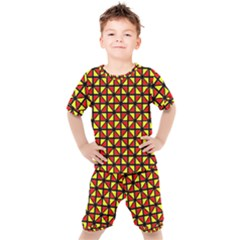 RBY-B-8 Kids  Tee and Shorts Set