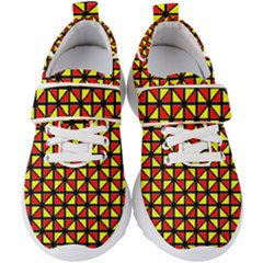 Rby-b-8 Kids  Velcro Strap Shoes by ArtworkByPatrick