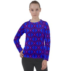 Abstract R 2 Women s Long Sleeve Raglan Tee