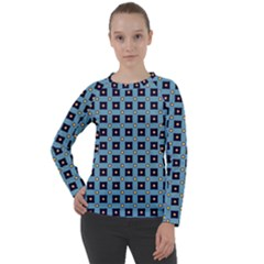 Df Teo Marini Women s Long Sleeve Raglan Tee