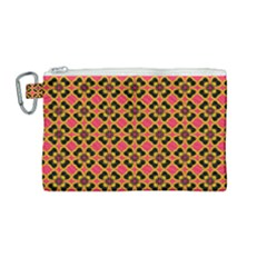 Df Aida Vicenti Canvas Cosmetic Bag (medium)