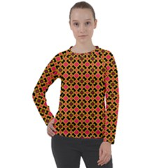 Df Aida Vicenti Women s Long Sleeve Raglan Tee