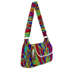 Multicolored Vibran Abstract Textre Print Multipack Bag by dflcprintsclothing