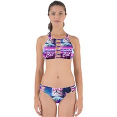 Cosmic Cat Perfectly Cut Out Bikini Set